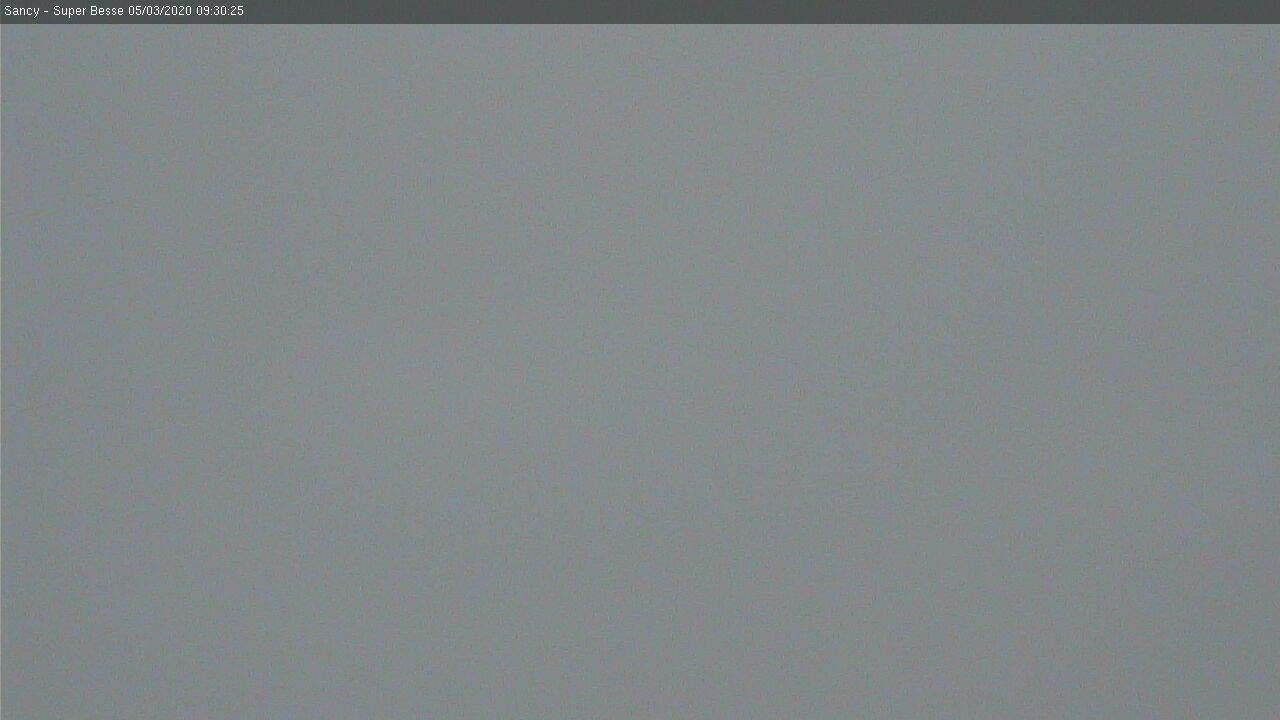 Webcam depuis le départ du téléphérique